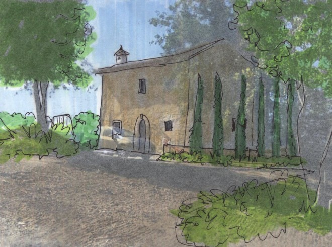 Italy-garden-project