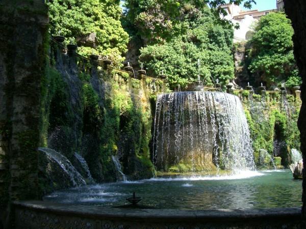 Villa dEste fontana