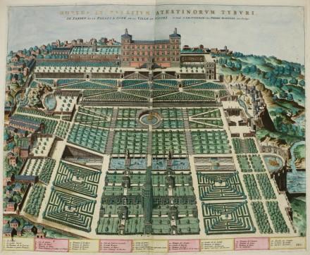 Villa dEste gardens