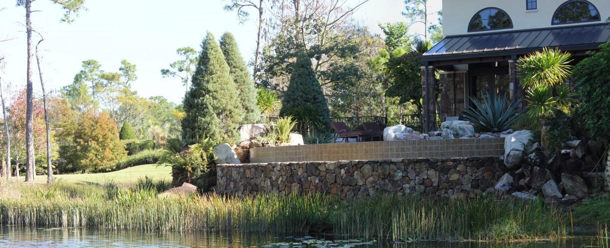 Equestrian center wellington studio sprout for Landscaping wellington