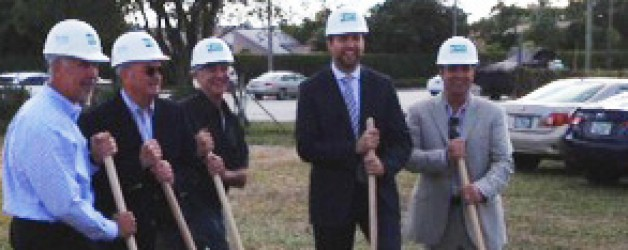 Spodak Dental Ground Breaking